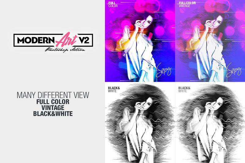 Modern-Art-Photoshop-Action-v23