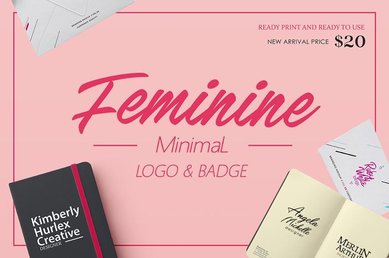 feminin-minimal-logo-o