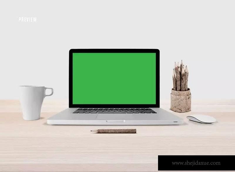 预览式网页设计绘制样机套件ResponsiveMocopengl响应图形代码三维图片