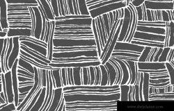 矢量手绘纹理/图案集合