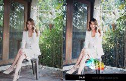 50款现代色彩风格照片后期处理LR预设 50 California Vibe Lightroom Presets and LUTs
