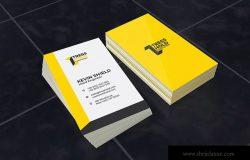 企业VI形象设计办公用品设计套装 Tress Hold Construction Corporate Identity