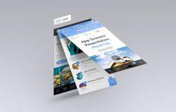 Perspective App Screens Mock-Up #062