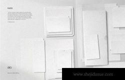 真实的纸石头等质感背景纹理场景样机素材下载