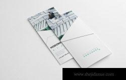 极简主义画册模板 Minimal Brochure