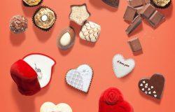 红色玫瑰花花瓣甜蜜情人节妇女节购物节元素1