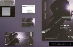 音乐主题设计套装Print_Pack_Music