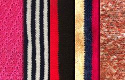 10款羊毛服装衣物质地纹理