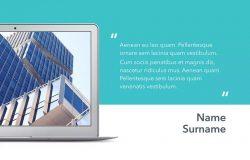 高新技术产业项目宣传PPT幻灯片模板