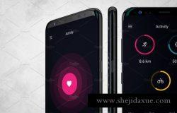 高品质的多角度三星S9手机APPS9 Closeups