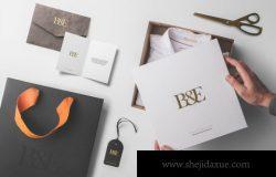 高品质的高端时尚的礼物礼品盒