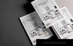 高品质的时尚高端楼书杂志品牌手册