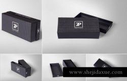 时尚高端商务商业质感的高端礼品礼盒包装设计