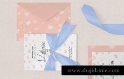 优雅时尚高端度用途的高品质婚礼邀请函wedding-invitation