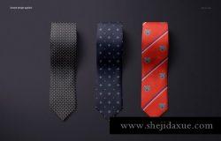 高端的领带设计面料纹样花纹设计