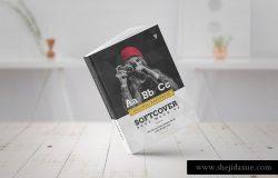 软封面书籍样机 Softcover Edition / Book Mock-Up