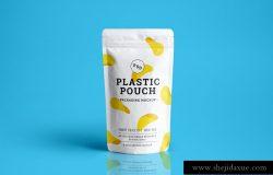 薯片包装袋塑料袋包装样机