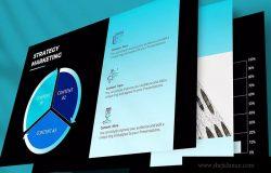 市场营销策划PPT幻灯片模板下载 Marketing Powerpoint Template