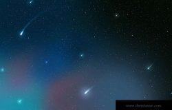 4K抽象星空高清背景图片素材