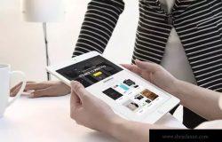 iPad&iPhone真人演示样机模板 Clean- Real Mock up Kit