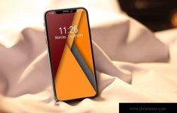 Phone XS样机模板Phone XS Mockup