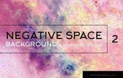 负空间太空高清背景图片素材