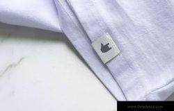 服装标签设计效果图样机模板