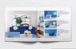 多用途企业产品手册/企业画册设计模板 Multipurpose Catalogue / Brochure