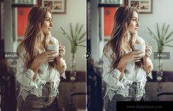 异国风情人物摄影调色处理LR预设 Exotic Mobile & Desktop Lightroom Presets