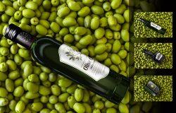 经典豪华装普通装橄榄油包装