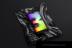 真空塑料包装手机样机贴图效果图(可更改颜色)