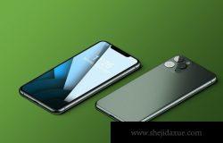 iPHONE 11 PRO 手机样机下载