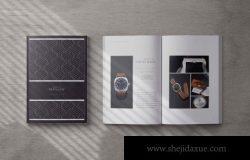 手册品牌手册画册宣传册CBD房地产楼书杂志