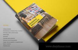 高端时尚的产品目录企业宣传册设计