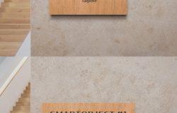 混凝土墙上的木板logo徽标样机psd模板