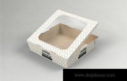 甜品个性包装设计样机(PSD)