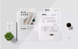 媒体合作计划书/项目合作方案设计模板