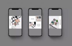 数码电子产品推广社交媒体帖子模板