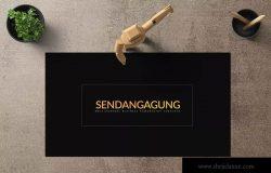 公司发展史/发展规划主题Keynote演示文稿 Sendangagung – Keynote Template