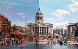 充满活力的城市旅行照片后期处理LR预设