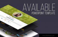 多行业适用多用途企业PPT幻灯片设计模板 Available PowerPoint Template