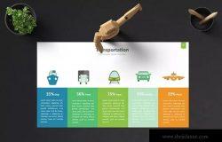 商业规划/项目应标标书PPT幻灯片模板 EPIC Powerpoint Template