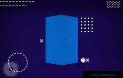产品包装盒外观设计多角度演示样机模板