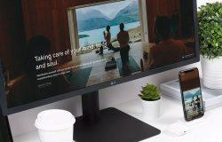 响应式页面设计多设备样机模板 Responsive Device Mockup