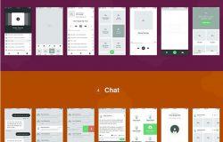 一套超规范好用的iOS UI KITS模版套装下载[Sketch]