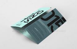 贴图样机 / 折页贴图 /YJzy_161219b