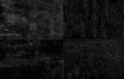 黑白质感颗粒纹理背景