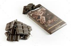 巧克力包装展示样机
