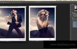 PS商业海报修图教程 Phlearn PRO – Photoshop 201