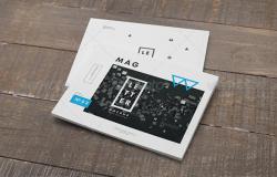 贴图样机 / 画册 / 杂志 /YJsj_170214d